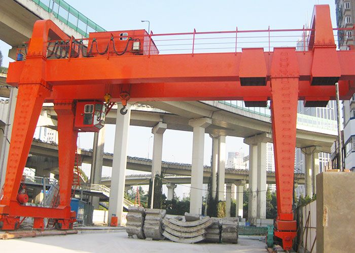 50 ton gantry crane for sale has high quality.
