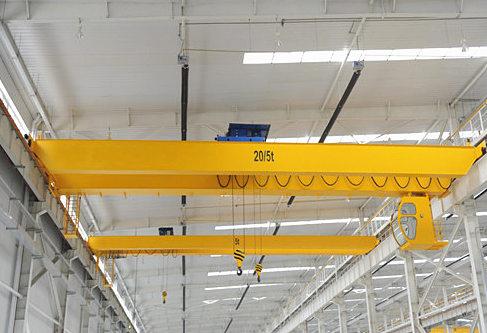 20 ton double girder crane